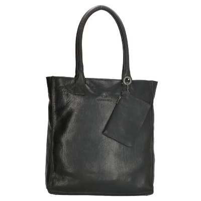 Micmacbags Golden Gate Black Shopper 17352001