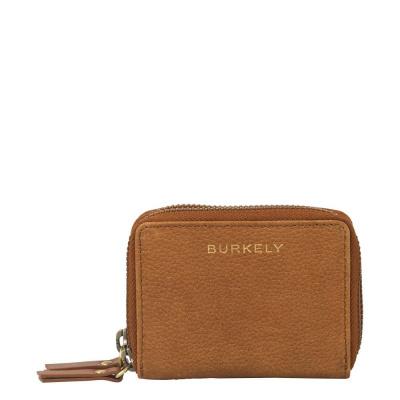 Burkely Soul Sam Leaf Cognac Portemonnee 1000145.69.24