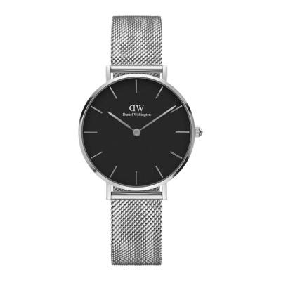 Daniel Wellington Petite Black horloge DW00100162 (32 mm)