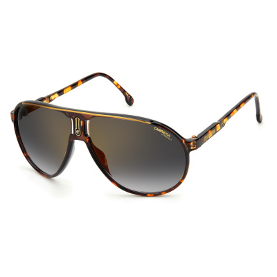 Carrera Brown Havana Zonnebril CAR-CHMP65-WR9-62-FQ