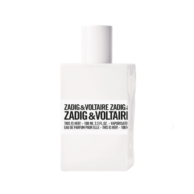 Zadig & Voltaire This Is Her Eau De Parfum Spray 50 ml
