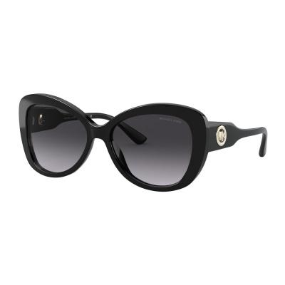 Michael Kors Black Zonnebril MK212030058G56