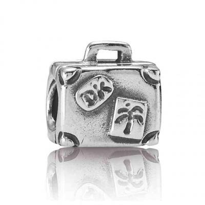 Pandora Zilveren Koffer Bedel 790362