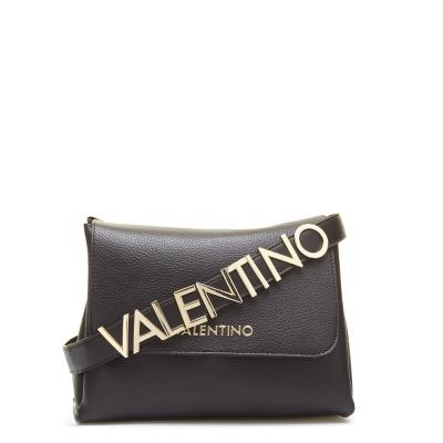 Valentino Bags Alexia Nero Crossbody VBS5A803NERO