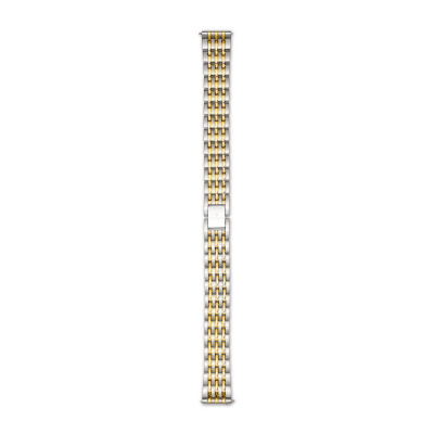 Renard Élégance Strap 14mm Zilverkleurig/Goudkleurig R14M3SG2