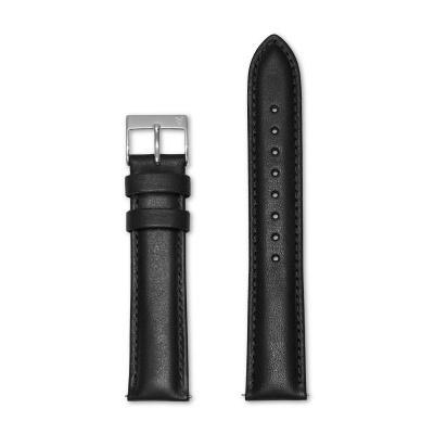 Renard Strap 20mm Zwart R20S1VBL