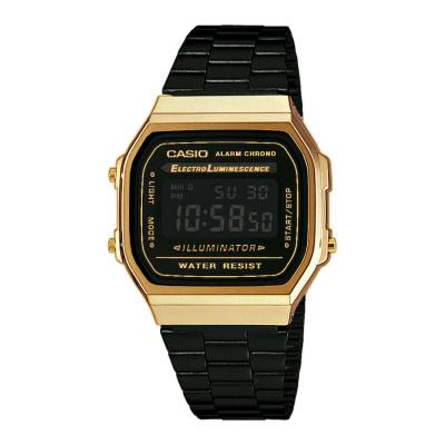 Casio Basic Retro Horloge A168WEGB-1BEF