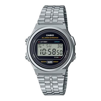 Casio Vintage Iconic horloge A171WE-1AEF