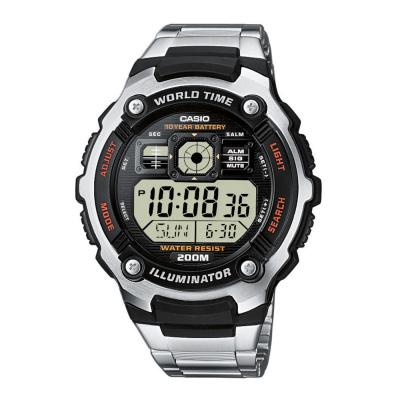 Casio Collection horloge AE-2000WD-1AVEF