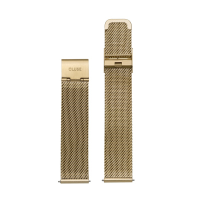 CLUSE Strap 18 mm La Boheme Mesh Gold CS1401101009