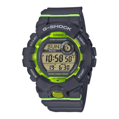 G-Shock G-Squad Stepcounter Bluetooth Connected horloge GBD-800-8ER