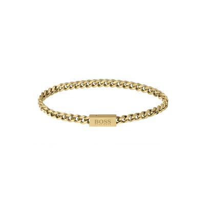 BOSS Chain For Him Armband HBJ1580172M (Lengte: 19.00 cm)
