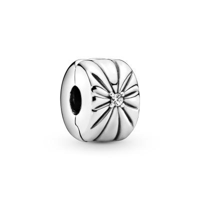 Pandora Moments 925 Sterling Zilveren Clip Bedel 798614C01