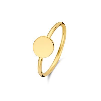 Isabel Bernard Belleville Adile 14 Karaat Gouden Ring IB330012