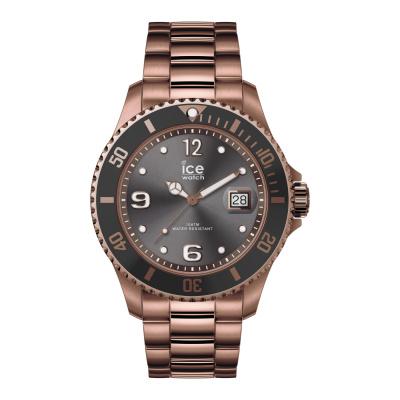 Ice-Watch ICE-Steel Bronskleurig horloge IW016767 (44 mm)