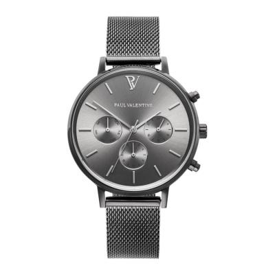 Paul Valentine Graphite horloge PVT38191301