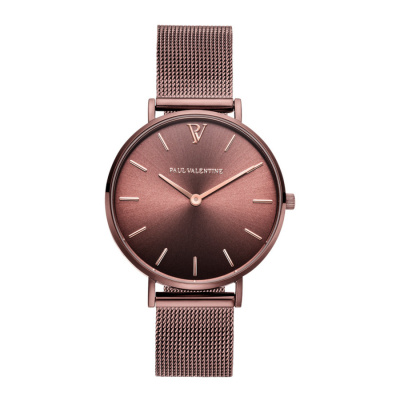Paul Valentine Coffee horloge PV32851
