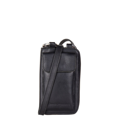 Cowboysbag  Black Crossbody Portemonnee 3129-000100