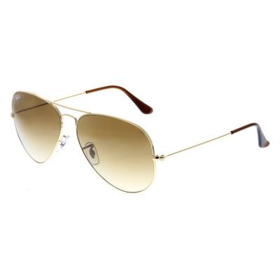 Ray-Ban Aviator zonnebril RB3025 55 001/51