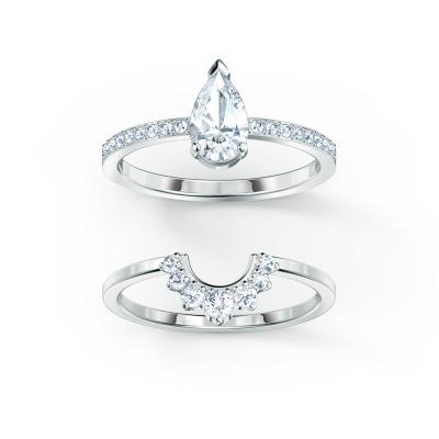 Swarovski Attract Ring