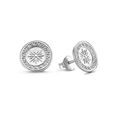 Violet Hamden Athens 925 Sterling Zilveren Oorbellen VH360013